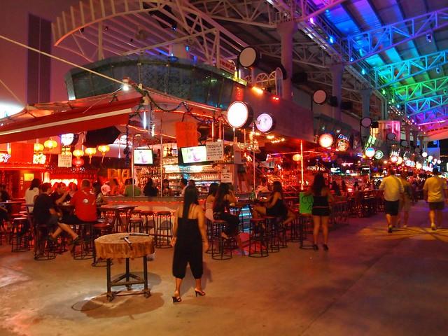 Nightlife in Patong