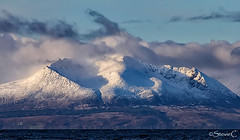 Dusting Of Snow (StevieC-Photography) Tags: snow canon island scotland arran steviec ayrshirecoast