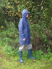 Regenmantel (Nordsee2011) Tags: boots raincoat rubberboots rainwear gummistiefel rainboots regenjacke regenmantel rainclothes friesennerz ostfriesennerz regenkleidung regenbekleidung weatherwear