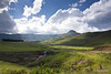 Waterfall on the Himeville Road (hannes.steyn) Tags: africa sky nature water clouds canon southafrica landscapes waterfall scenery rivers getty cloudscape kwazulunatal drakensberg kzn 450d canon450d hannessteyn eosdigitalrebelxsi canonefs1855mmf3556isusm gettyimagesmeandafrica1