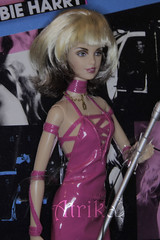 Mattel Debbie Harry Barbie doll (atrikaa) Tags: debbieharry barbiedoll rockchick modelmusedoll