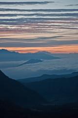 Cloud sea (Nicolas Chaperon) Tags: sea cloud mountain sunrise indonesia lumix gunung bromo gf1 penanjakan