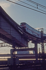 Tokyo monorail (SSAVE w/ over 7 MILLION views THX) Tags: tower buses japan tokyo 1971 trains monorail trams subways streetcars georgelane andinterubran