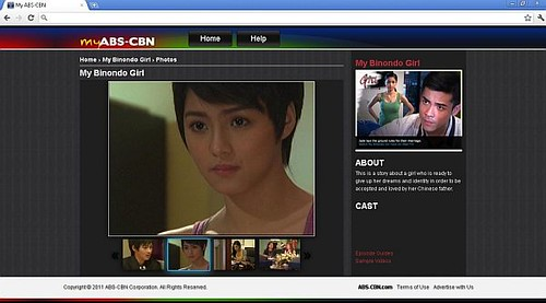 My ABS-CBN_Photo Gallery
