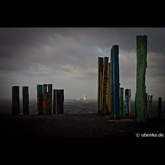 _kunst_&_industrie (l--o-o--kin thru) Tags: art kunst ruhrgebiet oberhausen 2012 ruhrpott ubenkede haldedaniel