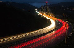 Jesús Izcoa Moure Bridge, Naranjito, Puerto Rico (Third Eye - gnans) Tags: bridge puertorico naranjito lighttrail toaalta jesúsizcoamourebridge jesusizcoamourebridge