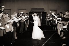 A magic moment... (Mindubonline) Tags: wedding church cake groom bride tn nashville tennessee ceremony marriage reception bouquet nuptials mindub mindubonline timhiber