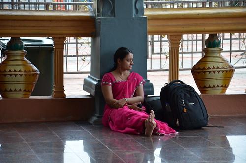 Resting in the temple ©  Still ePsiLoN