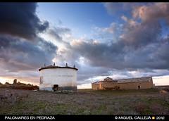 PALOMARES EN PEDRAZA (Miguel Calleja) Tags: palomar palencia dovecot castillaylen pedrazadecampos