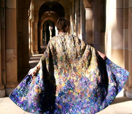 Freeform Garments by Prudence Mapstone