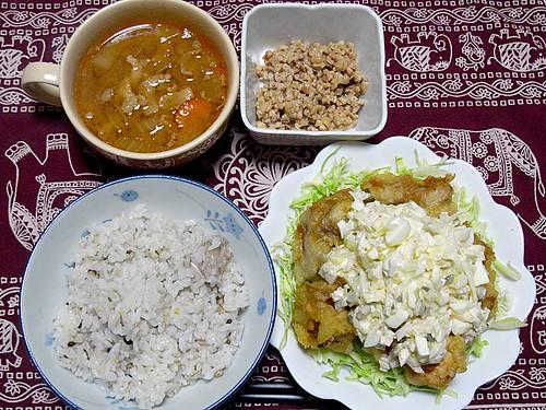 2012年1月12日の晩ご飯