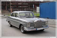 1959 - 1968 Mercedes-Benz W 111 (07) (Georg Sander) Tags: pictures auto old wallpaper classic cars car vintage grey gris mercedes benz photo automobile grigio foto shot image photos shots antique w picture grau mobil s voiture photograph coche fotos mercedesbenz carro vehicle oldtimer 111 autos bild capture  bilder depoca captures 220 clssico classique clsico automobil  aufnahmen w111  samochd 220s klasik aufnahme  klassieke    klasyczny