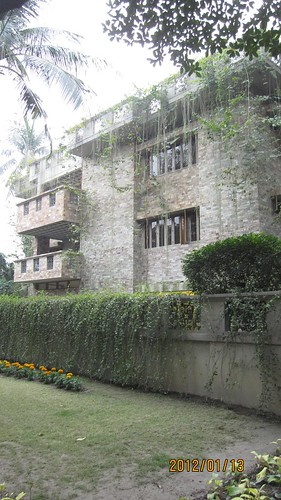 A beautiful house in Dhaka