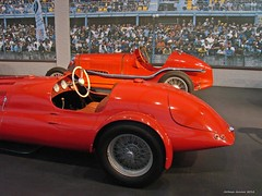 Cité de l'Automobile/Collection Schlumpf - Maserati und Alfa Romeo