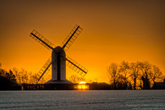 Aythorpe_Roding_Windmill_Sun-up.jpg (Mark Seton) Tags: cold windmill sunrise dawn nikon frost places essex d60 uttlesford aythorperoding aythorperodingwindmill