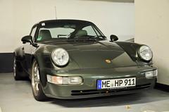 Porsche 964 Turbo (///amg87) Tags: germany deutschland stuttgart 911 turbo porsche düsseldorf 964