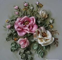 Domingo dia de relaxar ... Para as bordadeiras e para quem gosta de ver trabalhos lindos !!! (soniapatch) Tags: