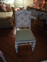 Side Chair After (Clif Creations) Tags: furniture thrift chic shabby redo upcycle
