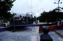 Trampoline (The View from Here) Tags: mexico allen christopher punta hancock roo quintana chrishancock christopherhancock