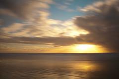Moment (Sebastian B-B) Tags: longexposure sunset sky beach water manzanitaoregon neutraldensityfilter nd110