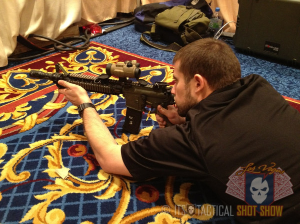 SHOT Show 2012 Day 3 Live Coverage 015