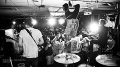 While She Sleeps - 2012 Desktop Wallpaper, January (Marianne Harris - UK music + portrait photographer) Tags: uk music rock metal tattoo canon lights live stage crowd band down marianne harris sleeps upside wss 2011 marianneharris whileshesleeps