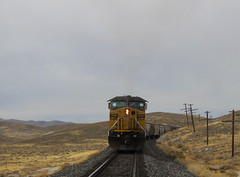 UP Jungo Rd Winnemucca NV (2157) (DB's travels) Tags: railroad up nevada unionpacific winnemucca jungoroad winter12 tempcrr