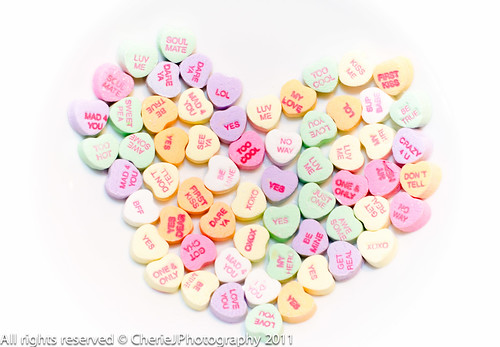 Sweet Valentines Candy