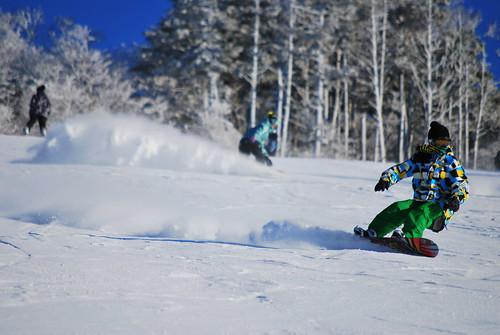 Snowboarding 01