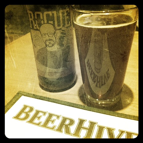 Rogue Hazelnut Brown Nectar @Beerhive