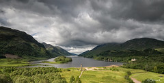 Glenfinnan Monument (StevieC-Photography) Tags: monument water canon scotland highlands loch glenfinnan steviec