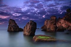 Cala Frares (II) [EXPLORED] (Angel Gallardo (500K!)) Tags: sea costa de landscape mar mediterraneo paisaje girona brava marino cala lloret frares