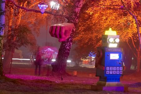 Fusion Festival Nacht