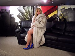 Just Being Me (Christina Saint Marche) Tags: stilettoheels blackwhitefur sixinchheels 6inchheels 6ihf cfmheels bluefoxfur christinasaintmarche stmarche christinasaintmarchelondon christinasaintmarcheparis christinastmarche christinasaintmarcheplacevendome christinasaintmarchefur