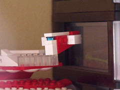 Axe- War ship (Legonardo Da Bricki) Tags: war ship lego da axe bricki legonardo