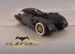 The Futra CS - Concept Car / Cuusoo Project (: VolumeX :) Tags: car lego super future batman heroes concept custom lugnuts 2025 cuusoo batmoblie erthfiya