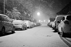 In the blizzard (davide030579) Tags: street winter white snow black cold nature night 35mm landscapes photo nikon italia natura siberia tuscany neve tormenta firenze toscana blizzard inverno paesaggi bianco freddo nero notte paesaggio ghiaccio bufera siberiano pozzale empoli f18g blinkagain d3100