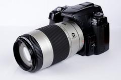 Konica Minolta Dynax 5D with AF ZOOM 75-300/4.5-5.6 II lens (The Adventurous Eye) Tags: digital minolta zoom sweet ii 5d konica dynax af dslr 75300 maxxum  753004556 5 dg5g