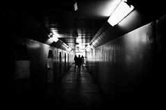 Palo Alto Subway (stephen cosh) Tags: life california street city people blackandwhite bw sepia mono town unitedkingdom candid streetphotography rangefinder bayarea fujifilm paloalto reallife humancondition x100 blackandwhitephotos blackwhitephotos stephencosh fujix100