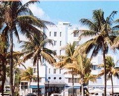 Park Central Hotel South Beach (Phillip Pessar) Tags: ocean park camera film beach analog drive hotel minolta florida kodak miami south 110 central 400 expired ultra sobe kodak400 autopak 460t