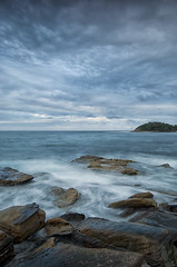 Manly at Sunset (nigelhowe) Tags: sunset seascape manly beaches northern
