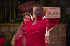 Haji Firuz-dancing (planetnd) Tags: 2014 nowruz hajifiruz