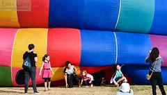 Balloon escape! (errolgc) Tags: newzealand balloon hamilton universityofwaikato balloonsoverwaikato2014 nightglow2014 thundercoltax777zkpgtwalkthru
