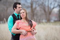 Rainy E Session (Mark Payton Photography) Tags: portrait love rain couple montana cloudy missoula fallingrain canonef135mmf2lusm esession canon5dmkiii markpaytonphotography