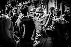 Algo se cuece (pepoexpress - A few million thanks!) Tags: madrid street people urban bw nikon streetphotography social nikkor d600 nikon24120 nikond600 beautifullpeople streetphotographymadrid urbanstreetpeople madridplazadeespaaproject pepoexpress nikond60024120mmf4 socialandstreetfashion madridfunstreet madridsmiles d60024120 madridstreetfashion madridstreetcandid