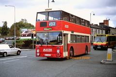 Mayne, Clayton 39 (NIL 8259 ex SND 484X) (SelmerOrSelnec) Tags: bus clayton ashtonunderlyne mayne leyland gmt wellingtonroad atlantean northerncounties nil8259 snd484x