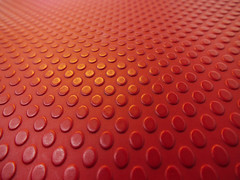 Red dots (Lukinator) Tags: light red texture circle licht klein focus warm many circles small perspective away mini finepix fujifilm middle dots mitte unscharf minimalistic viele minimalist circular midpoint perspektive unsharp kreis rote weit hs20 scharf kreise textur punkte minimalistisch eingestellt mittelpunkt kreisfrmig
