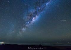 The sky is always greener (nightscapades) Tags: sky mars night stars astrophotography astronomy saturn southcoast kiama nightscapes milkyway 14mm airglow galacticcore toolijooa