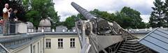 Archenhold Observatory, Berlin (herbraab) Tags: berlin observatory telescope astronomy treptow refractor canonpowershota520 archenholdobservatory