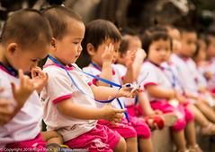 Infants visit Hanoi  Army Museum (Pexpix) Tags: hanoi nikondf vietnam hni  nikkoraf85mmf14d